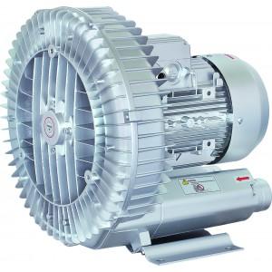 Oldalsó csatornás fúvó, Vortex légszivattyú, turbina, vákuumszivattyú SC-2200 2,2KW