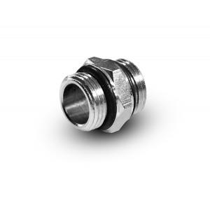 Niipple 1/4 - 1/4 hüvelykes G02-G02 O-gyűrűk