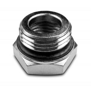 Csökkentés 1/2 - 1/4 hüvelyk O-gyűrűvel