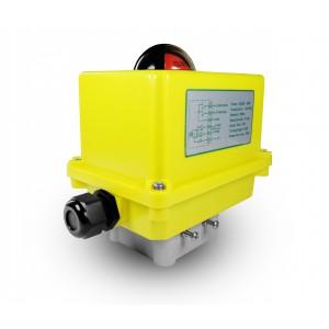 Gömbcsap elektromos működtető A250 230V AC 25Nm