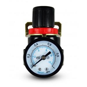 Redukciós szabályozó manométer 1/2 hüvelykes BR4000