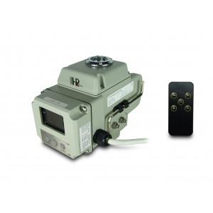 Gömbszelepes elektromos működtető A1600 230V AC 160Nm vezérlés 4-20mA