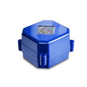 Gömbcsap elektromos működtető A80 ECO 230V AC 3 vezeték