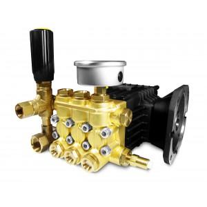 WS15 nyomásszivattyú a mosáshoz kiegészítőkkel 15 l / perc, legfeljebb 250 bar ekvivalens CAT350