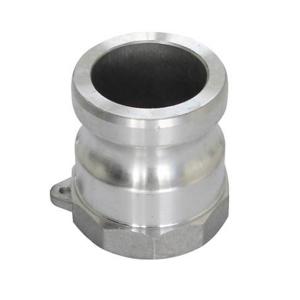 Camlock csatlakozó - A típusú 1 hüvelykes DN25 alumínium