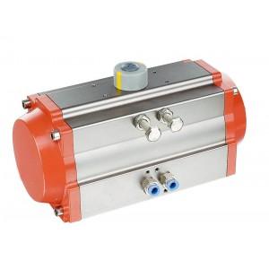 AT52-SA pneumatikus szelepmozgató rugó egyoldalú működése
