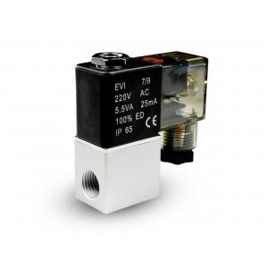Mágnesszelep a levegőbe és a szén-dioxidba 2V08 1/4 230V 24V 12V