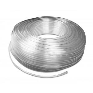 Poliuretán pneumatikus tömlő PU 6/4 mm 1m átm.