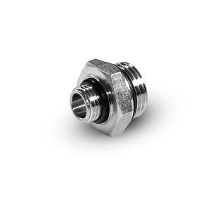 Redukciós mellbimbó 1/4 - 1/8 hüvelykes G01-G02 O-gyűrűkkel