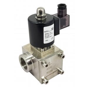 Magas nyomású mágnesszelep HP250 150bar