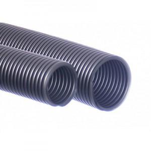 Porszívó tömlő 38/40 mm ezüst 5m EVA