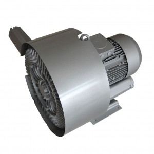 Oldalsó csatornás fúvó, Vortex légszivattyú, turbina, vákuumszivattyú két rotorral SC2-3000 3KW