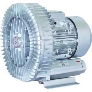 Oldalsó csatornás fúvó, Vortex légszivattyú, turbina, vákuumszivattyú SC-7500 7,5KW