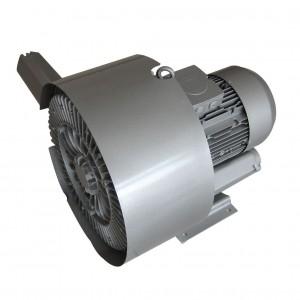 Oldalsó csatornás fúvó, Vortex légszivattyú, turbina, vákuumszivattyú két rotorral SC2-4000 4KW
