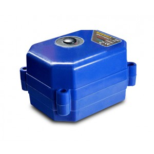 Gömbcsap elektromos működtető A80 9-24V DC 4 huzal