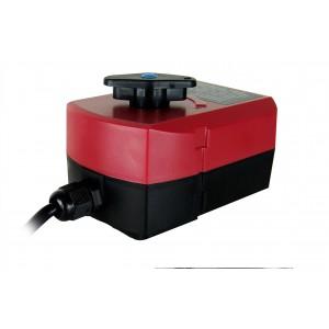 A működtető szelephajtás A82 230 V, 24 V AC 3-vezetékes