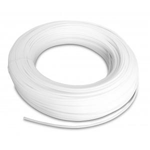 Poliamid pneumatikus tömlő PA Tekalan 12/9 mm 1m fehér
