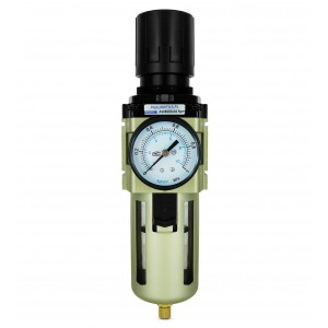 Szűrjük a dehidratáló reduktor szabályozó manométer 3/4 hüvelyk AW4000-06