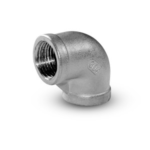Rozsdamentes acél belső menet 3/4 hüvelyk