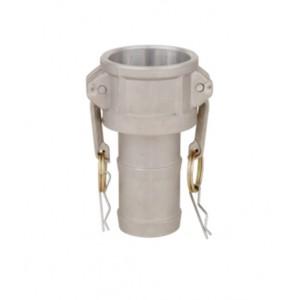 Camlock csatlakozó - C típusú 1 1/4 hüvelykes DN32 alumínium