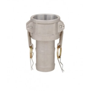 Camlock csatlakozó - C típusú 1 1/2 hüvelykes DN40 alumínium