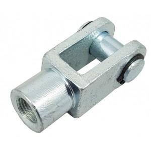 Csuklófej Y M12 működtető 40mm