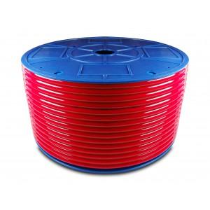 Poliuretán pneumatikus tömlő PU 16/11 mm 1m kék