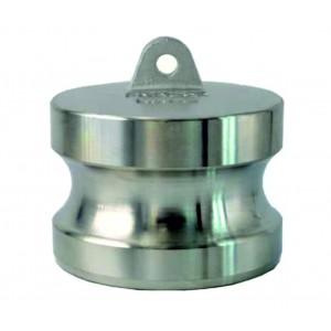 Camlock csatlakozó - DP 1 típusú, 1/2 hüvelykes DN40 SS316